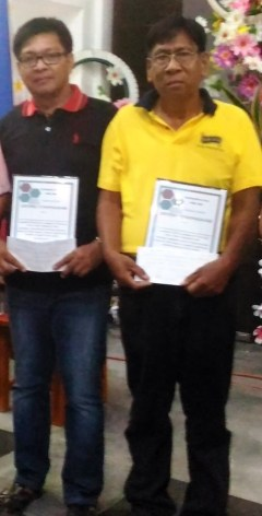 "Danilo Bautista of San Juan, Ilocos Sur won first place with his poem, ""Siak Ita ti Dios a Mangtippuog iti Templo Dagiti Didiosen,"" while Edward Antonio of Tawid News Magazine bagged 2nd place with his entry, ""Dagiti Ganggandiong a Mesias."""