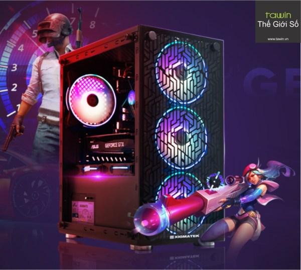 Bộ máy tính Gaming - Đồ hoạ - Intel - PCGMINTEL30