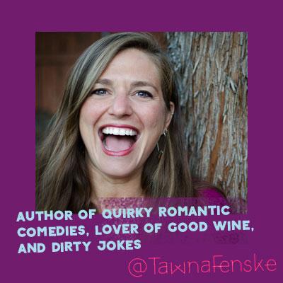 Tawna Fenske - Romantic Comedy Author