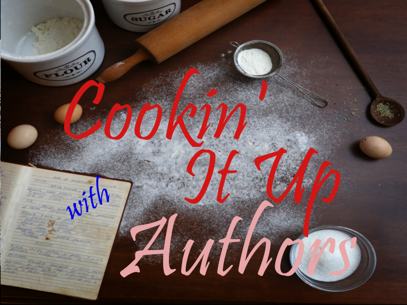Cookin with the Author