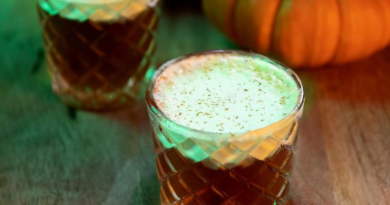 Jager Pumpkin Pie Shot