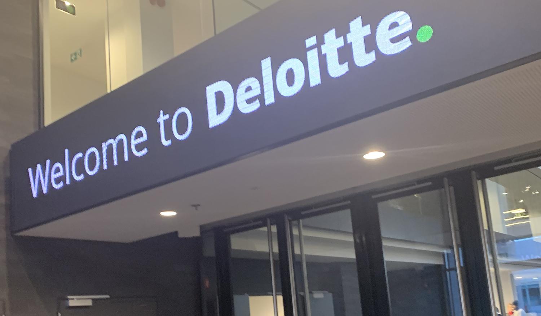 Deloitte Office Belgium