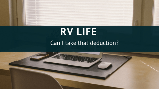 4 Possible Tax Deductions for RV owners Explained