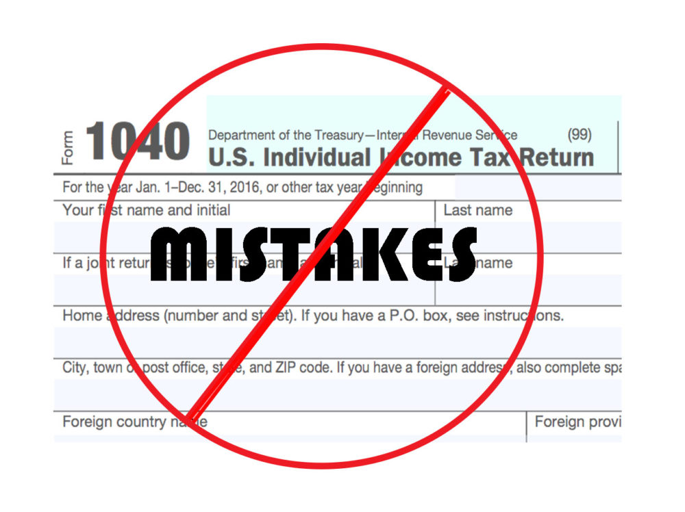9 tips to help you avoid mistakes on your taxes