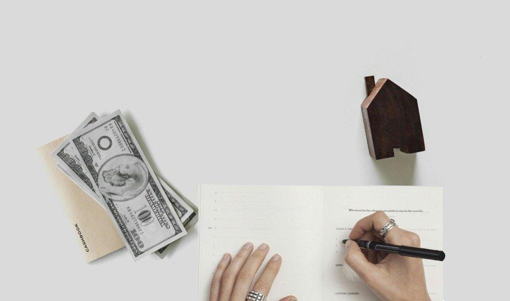 mortgage, house, money