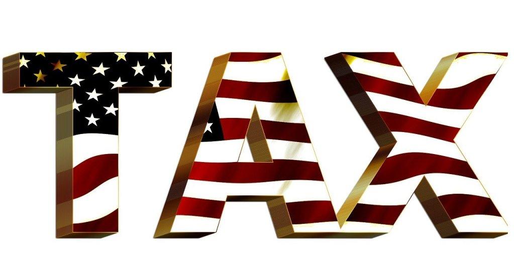 taxes, tax office, usa