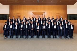 Trybunał Sprawiedliwości UE sedziowie