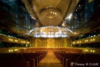 Trybunał Sprawiedliwości UE sala