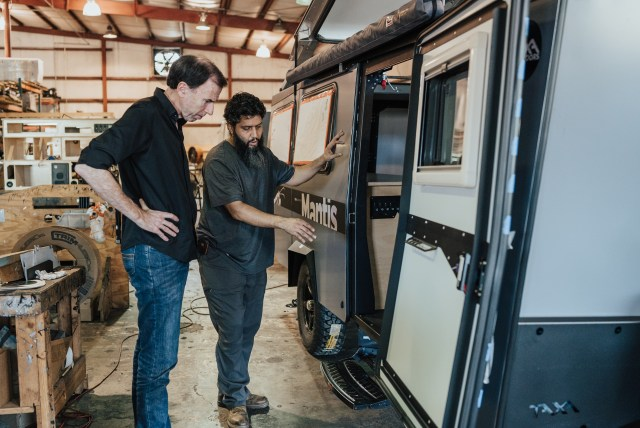 Designing a better off grid RV