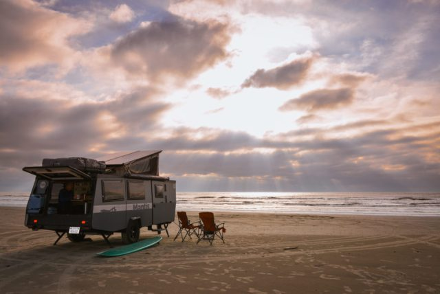 Off Grid RV from TAXA Outdoors