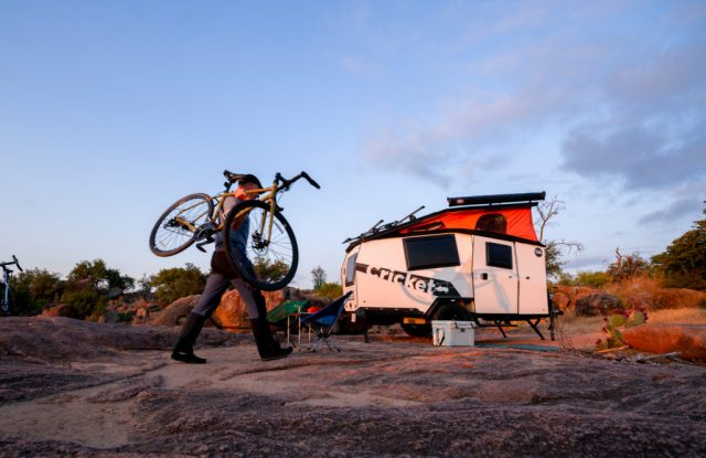Cricket is one of the best Small Travel Trailers 2021