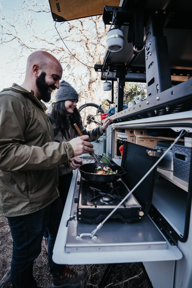 How to Choose a Travel Trailer - Amenities