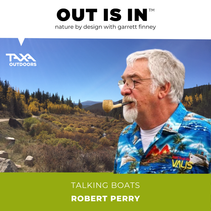 Talking Boats: A Conversation with Robert Perry