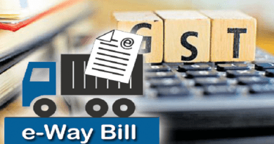 Extension of blocking and unblocking of E way bill from 21-08-2019