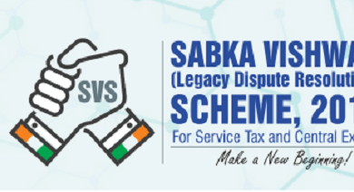 Photo of CBIC issued FAQs on SABKA VISHWAS (LEGACY DISPUTE RESOLUTION) SCHEME, 2019