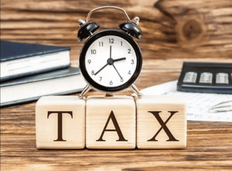 TAX DEFAULTERS BE ALERT : TAX DEPARTMENT IS NOT ON LEAVE