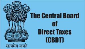 CBDT interest income of FPIs