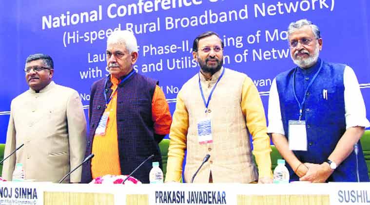 All gram panchayats in Bihar connected with highspeed broadband under BharatNet : Ravi Shankar Prasad
