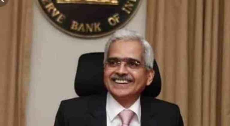 RBI Governor Shaktikanta Das's big talk on GDP, RTGS, repo rate, bank loan.