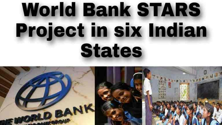 Union Cabinet approves World Bank supported STARS project