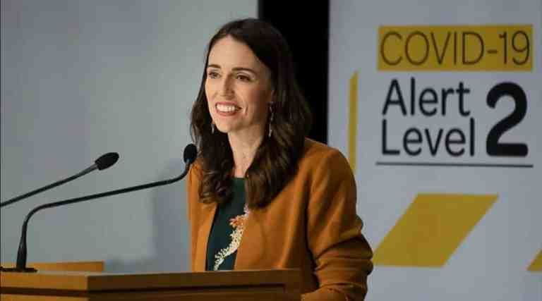 New Zealand PM Jacinda Ardern relected with landslide victory in general elections