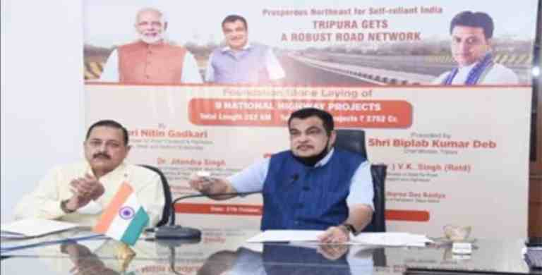 Feni bridge connecting India and Bangladesh to be completed by December: Road Transport Minister Nitin Gadkari