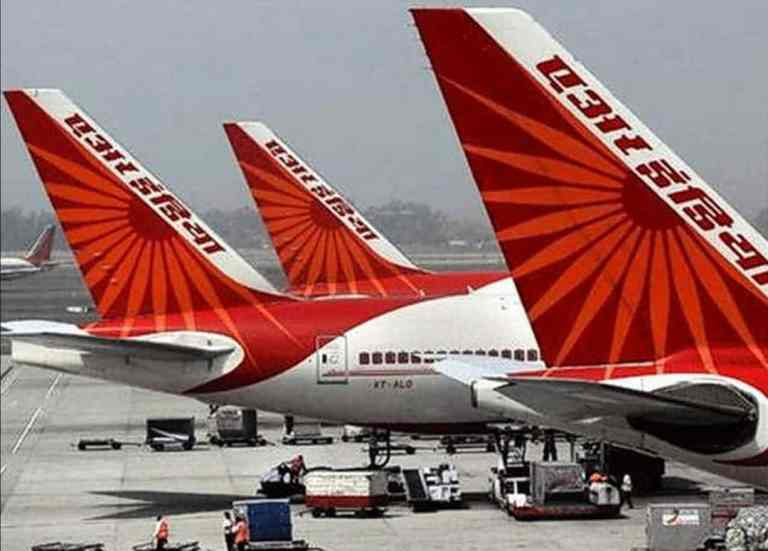 Government extends last date for submission for Air India bids to Dec. 14th