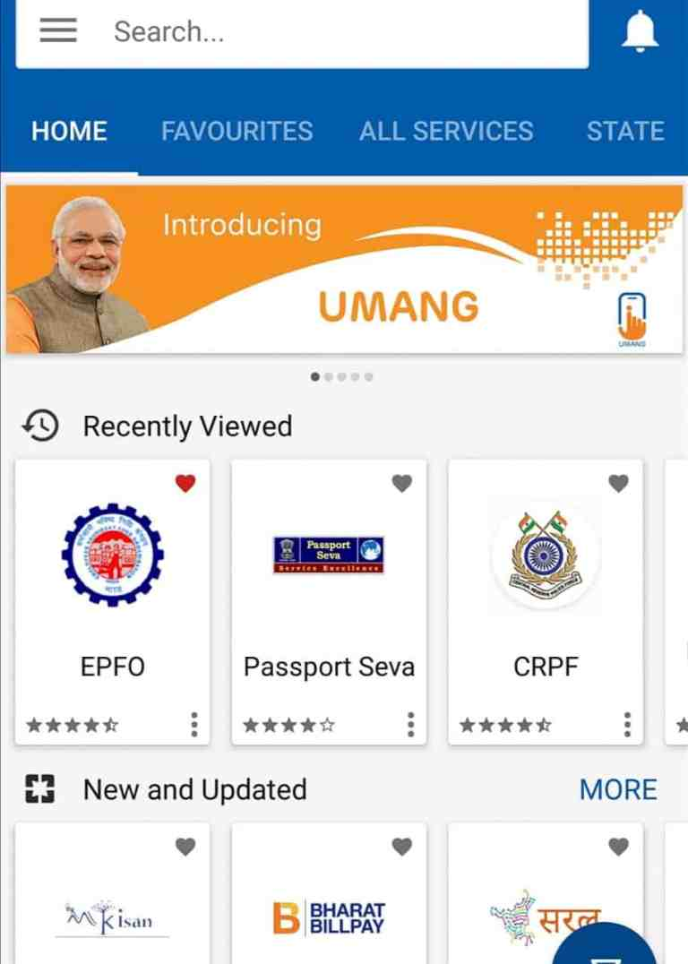 UMANG's App international version launched