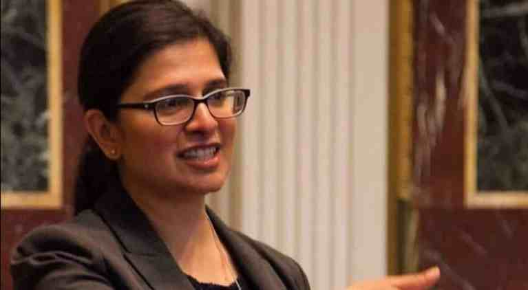 Indian-American Mala Adiga appointed as policy director to US President-elect Joe Biden's wife