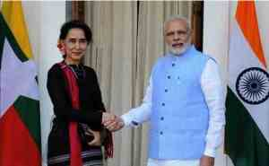 7th Joint Trade Committee Meeting held between India & Myanmar