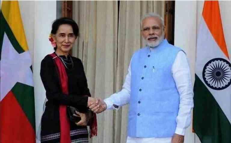 7th Joint Trade Committee Meeting held between India  Myanmar