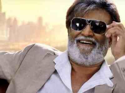 Cine star Rajinikanth