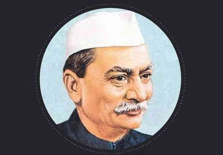 Parliamentarians pay tribute to India's first President Dr Rajendra Prasad on his birth anniversary
