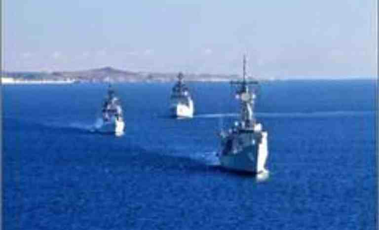 Passage Exercise (PASSEX)conducted by Indian Navy and Russian Navy