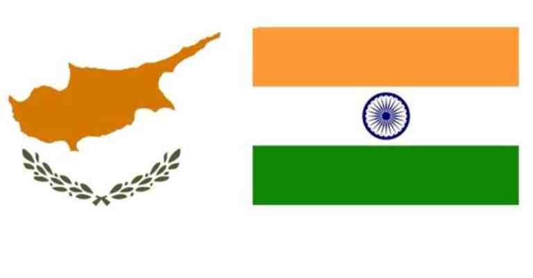5th round of Foregin Office Consultations held between India and Cyprus through virtual mode