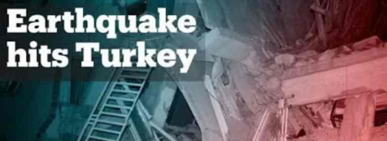 Earthquake hits Turkey's eastern city of Elazig