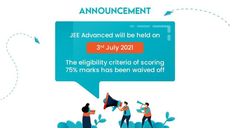 JEE Advanced exam to be held on July 3, Education Minister announced