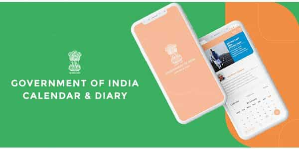 Government's Digital Calendar, Diary App launched by Information and Broadcasting Minister