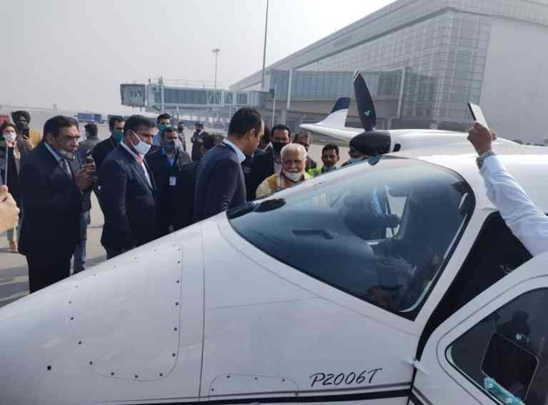 Chandigarh:  Aviation services launched between Chandigarh and Hisar