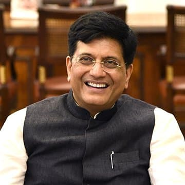Railway Minister Piyush Goyal Praises Chartered Accountants for their Contribution in Nation Building and Offer them to Join Public Service