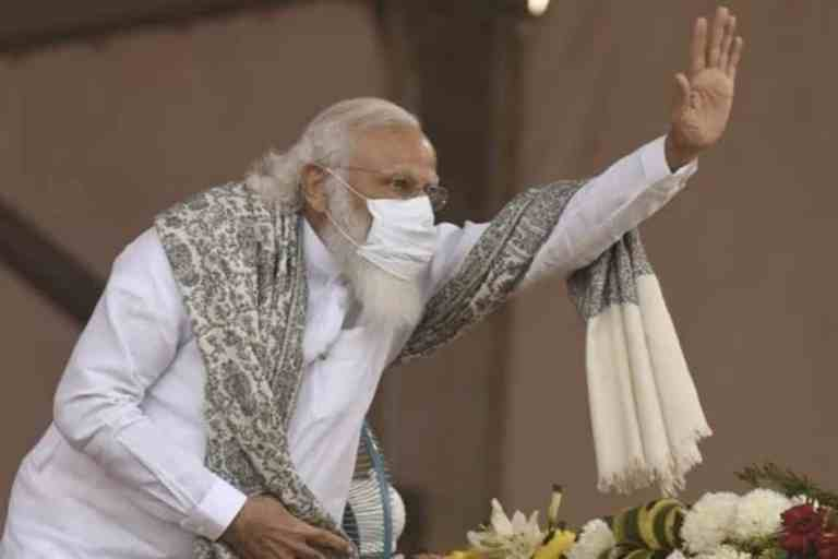 PM Narendra Modi's Twitter followers cross 70 million mark