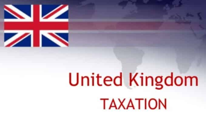 United Kingdom Tax System