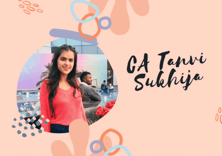 I was About to Give Up. But I thought I Can Not Quit Just Like That and Finally Become CA: CA Tanvi Sukhija