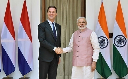 India and Netherlands to launch strategic partnership in water sector