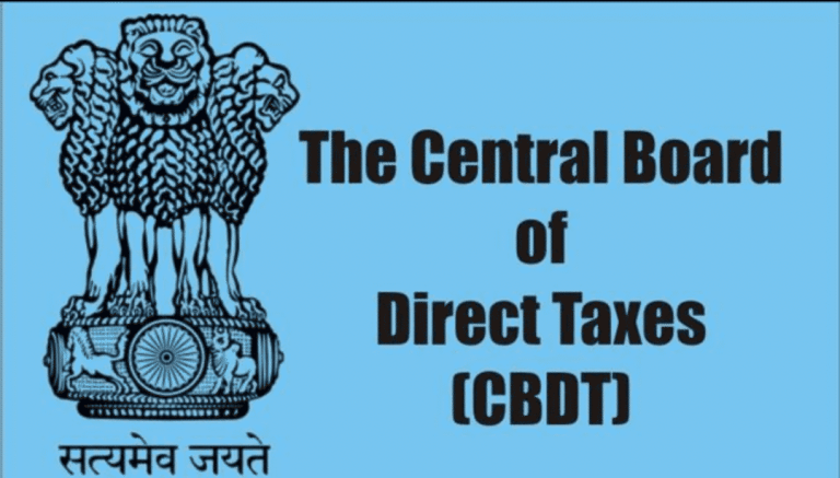 CBDT Issues Clarification Regarding Limitation Time for Filing of Appeals before CIT (Appeals) under the Income Tax Act 1961