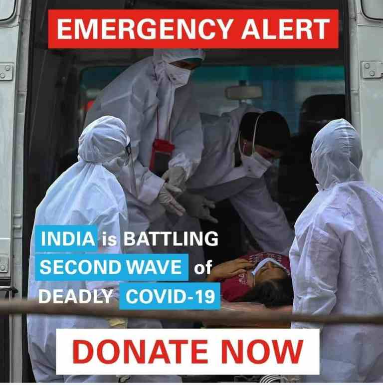 We are rapidly responding to the pandemic by helping procure and install oxygen concentrators and other essential supplies- UNICEF India
