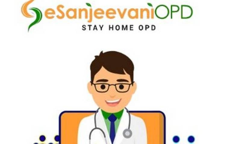 Launch of Defence National OPD on e-Sanjeevani portal