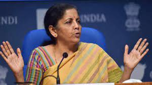 Stimulus package of Rs 6,28,993 crore announced by Union Minister for Finance Smt. Nirmala Sitharaman