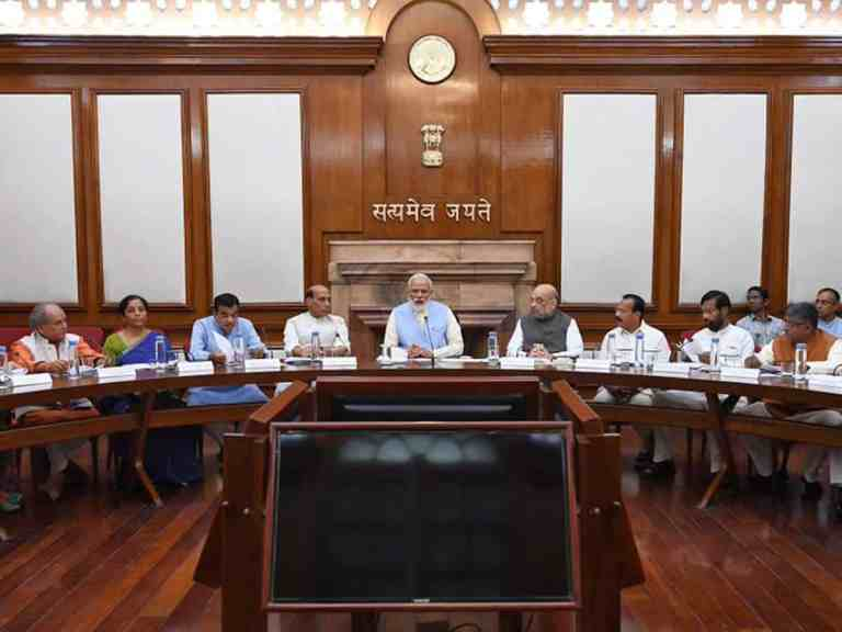 Union Cabinet approves Minimum Support Prices for Kharif Crops for marketing season 2021-22