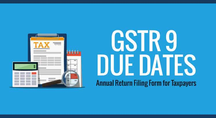 GST Portal News :- GSTR9 for FY 2020-21 has been enabled on GST Portal